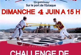 Joutes à l'Estaque - Challenge de la Méditerrannée