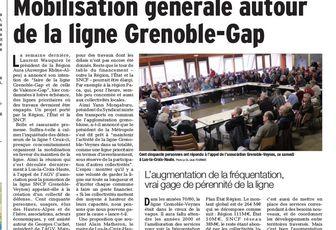 Mobilisations GAP-GRENOBLE
