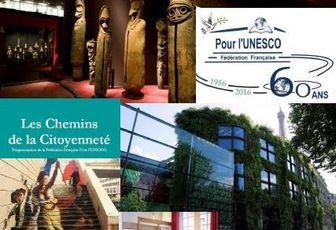 60 ans de la Fédération Française pour l'Unesco