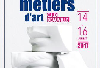 1er Festival Des Métiers d'Art à Deauville