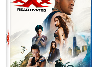 [REVUE CINEMA BLU-RAY] xXx REACTIVATED de D.J. CARUSO
