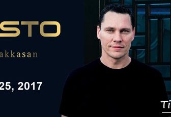 Tiësto date | Hakkasan | Las Vegas, NV - March 25, 2017