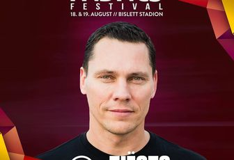 Tiësto date | Findings Festival | Oslo, Norway - August, 18/19, 2017