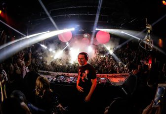 Tiësto photos | Create Nightclub | Los Angeles, CA - January 27, 2017