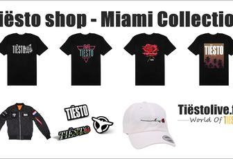 Tiësto shop - Miami Collection | Available now !