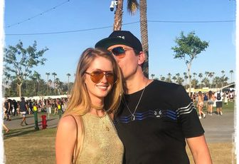 Photos, Tiësto and Annika, Journey at #Coachella 2017
