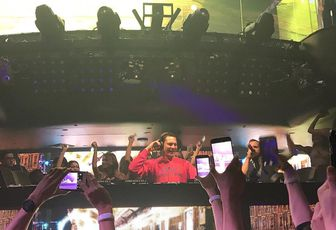 Tiësto photos, vidéo | Hakkasan | Las Vegas, NV - may 13, 2017
