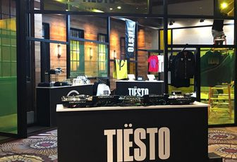 Tiësto photos - Pop up Shop Las Vegas - Spécial Weekend EDC 2017.