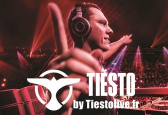 Tiësto website