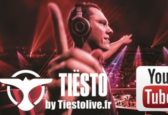 Tiësto page Youtube