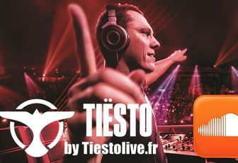 Tiësto page Soundcloud