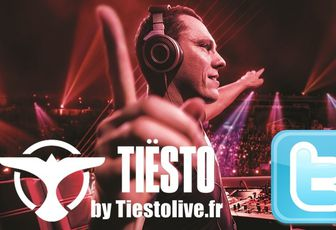 Tiësto page Twitter