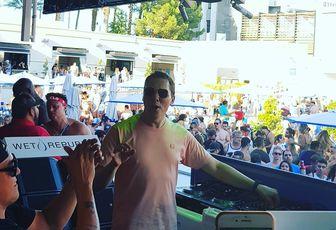 Tiësto photos, vidéos | Wet Republic | Las Vegas, NV septembre 16, 2017 | Last date at Wet Republic, season 2017