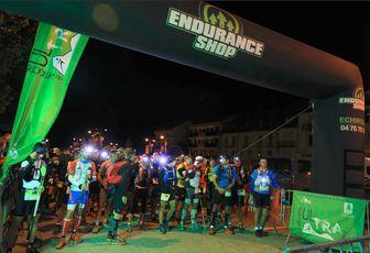 Christophe : Ultra Trail du Vercors 2017