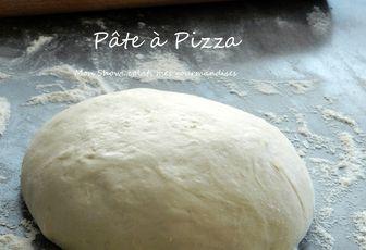 Pâte à Pizza (recette facile avec ou sans Companion)
