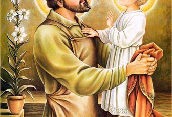 Prière à Saint Joseph