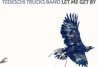"cd TEDESCHI TRUCKS BAND "" Let me Get By"""