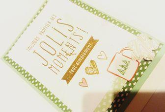 Mes Cartes de vœux ! +++
