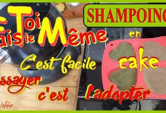 je fais mes shampooings pour des cheveux en bonne santé
