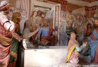 5° dimanche de Carême A (Jean 11, 1-45) (DiMail 12)