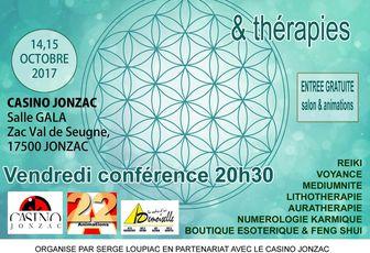 8éme salon de la voyance et thérapie en Charente Maritime