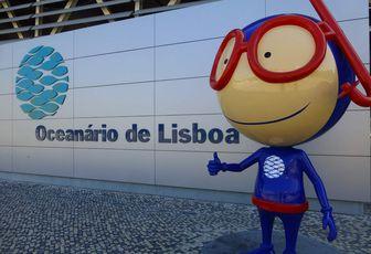 Lisbonne Septembre 2016 - part 6 : Parque das Naçoes