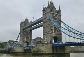 Londres Septembre 2016 : part 5 - Tower Bridge to London Eye