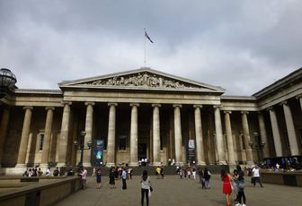 Londres Septembre 2016 : part 7 - The British Museum