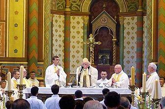 Ordination sacerdotale de Dominique RAFFRAY