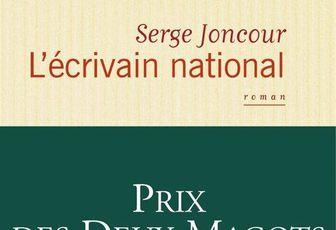 Chronique littéraire - Serge Joncour