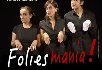 FOLIES MANIA ! à la Comédie Nation