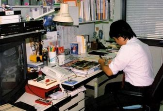 1989, Interview de Shigeru Miyamoto