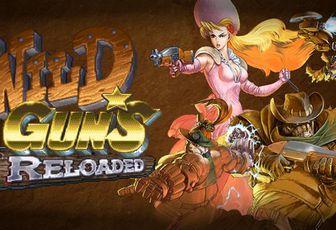 H.T.P. Wild Guns Reloaded - Part 1.02