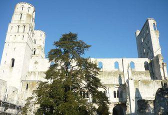 L'Abbaye de Jumièges - Part 2