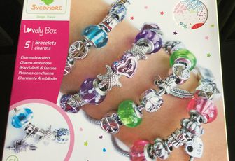SYCOMORE -  Lovely box : Bracelets charms