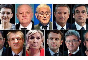 EN DIRECT: le premier tour des élections présidentielles