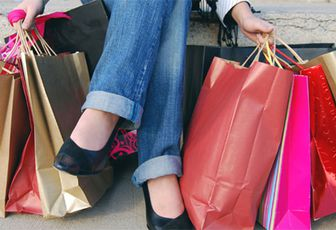 acheter hors-ligne, bientôt une activité de luxe !