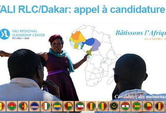 OPPORTUNITE YALI WEST AFRICA REGIONAL LEADERSHIP