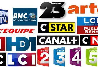 Audiences en décembre 2016: TF1 poursuit sa remontée alors que Fr2 reste faible. M6 stable sur un an. TMC bat C8.