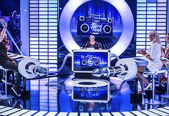 Un inédit du divertissement de Laurence Boccolini, Le grand blind test, ce soir à 00h15 sur TF1