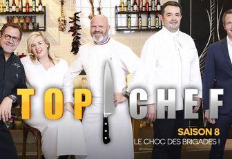 Top Chef, le choc des brigades, ce soir à 21h00 sur M6