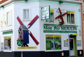 Magasin BiO à Dunkerque : Mon Bio Moulin