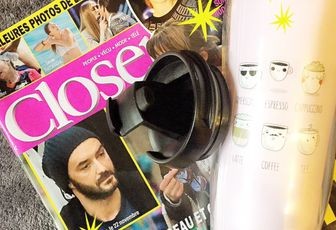 Mug Stylé - Closer Magazine.