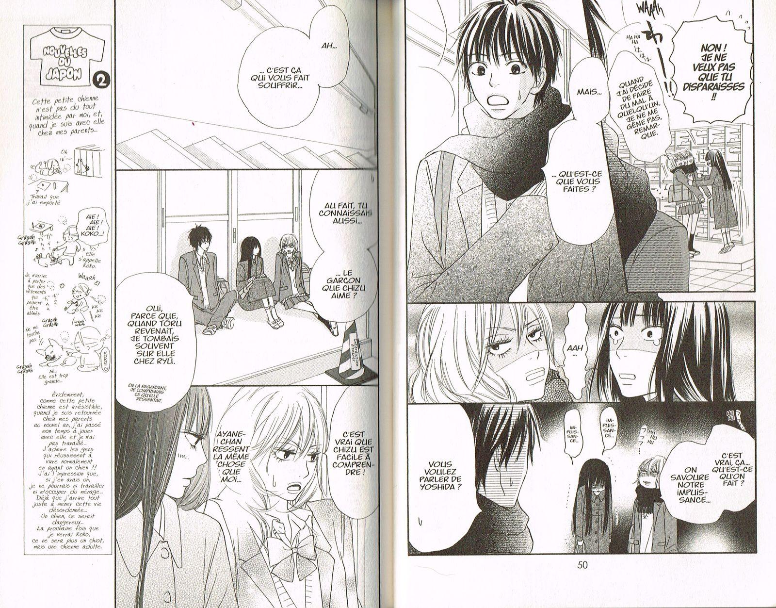 Sawako Tomes 6 et 7