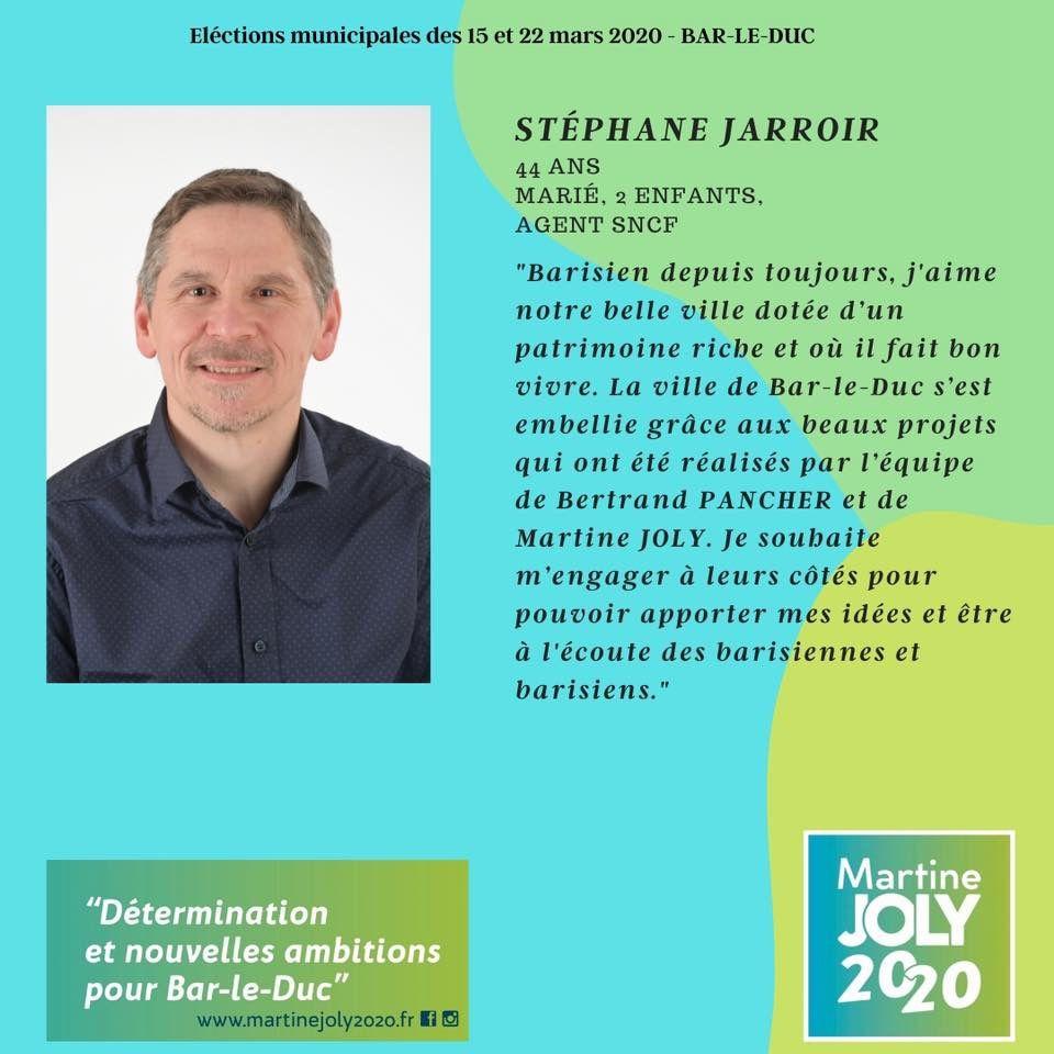 Stéphane JARROIR