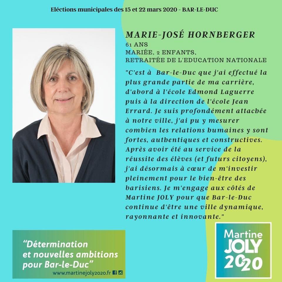 Marie-José HORNBERGER