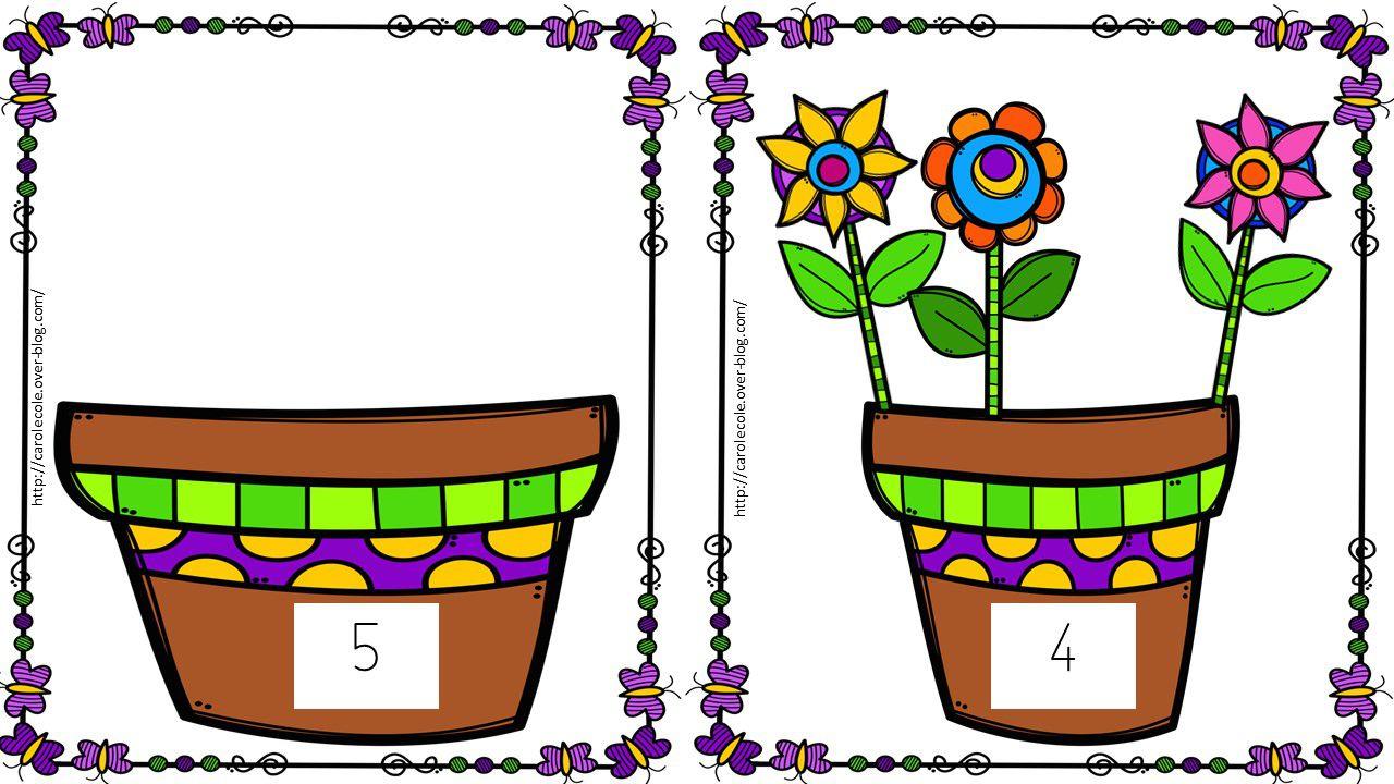 Compléter une quantité fleurs