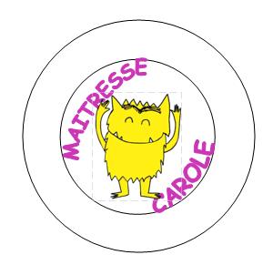 Marques-pages et badges màj année scolaire 2021 /2022