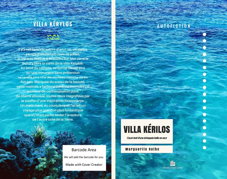 Villa Kérylos autofiction de marguerite rothe