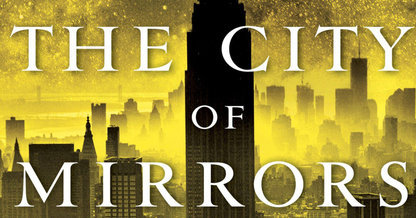 La cité des miroirs, the city of mirrors, roman de justin cronin, novel from justin cronin
